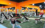 子供の運動場または体操のゴム製フロアーリングまたはゴム床のマット