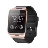 NFC SIM 카드 사진기 시계 Sync 통지인 Aplus Gv18는 Smartwatch를 방수 처리한다