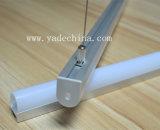 Eck-LED-Aluminiumprofil 16mm mit gebogenem Diffuser (Zerstäuber)