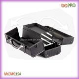 편리한 회전대 손잡이 큰 악어 직업적인 메이크업 허영 케이스 (SACMC104)