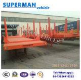 Di trasporto rimorchio di legno pratico semi per il carico di legno del legname