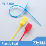 Selos plásticos evidentes da calcadeira da segurança (YL-S360)
