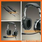 AircraftのためのPnr CVC Noise Cancelling Aviation Helmet Headset