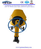Máquina del mezclador concreto de China de 400 litros
