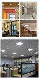 luz del panel blanca ahuecada iluminación de interior de la cubierta LED de las lámparas planas de Downlight del techo del hogar de la lámpara de 300X600m m