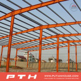 Fornire la tettoia prefabbricata dell'acciaio del comitato di parete del panino