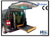 Cadeira de rodas quente Lift Wl-D-880 Installed de Sale em Rear Door para a cadeira de rodas User com Ce Certificate