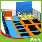 Sales、Kids Indoor Trampoline ParkのためのトランポリンArena