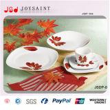 Nueva placa de cena de la porcelana del conjunto de cena de China de hueso de la alta calidad 20PCS