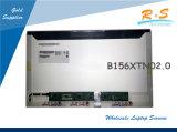 Schermo B156xtn02.0 dell'affissione a cristalli liquidi del computer portatile dei commerci all'ingrosso B156xtn02.0 HD con la lampadina del LED