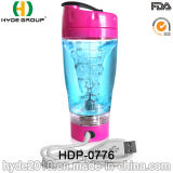 2016 Hot Venda carga USB plástico Blender Protein Bottle (HDP-0776)