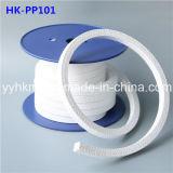 Embalaje abrasivo excelente de alta presión de la glándula Teflon/PTFE de la resistencia