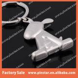Фабрики сплава цинка Keychain металла конструкции собаки вычуры сувенира высокого качества сразу цепь оптового изготовленный на заказ ключевая