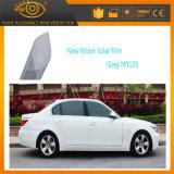 Pellicola di colorazione solare di 65% Vlt di pelle della finestra grigio-chiaro di cura per l'automobile