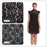 Ткань шнурка надувательства новой конструкции 2016 горячая для платья повелительниц