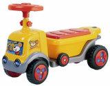 Kids Ride on Car com uma caixa de ferramentas
