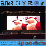 Hoher Pixel P4 farbenreicher LED-Innenbildschirm