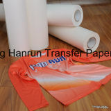 Sublimation Fabricのための30/45/70/100/120GSM Sublimation Transfer Paper