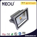 Ce/RoHS/SAAの証明書PF>0.9の穂軸LEDの洪水ライト100W