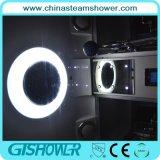 Cabina de la ducha del vapor del cuarto de baño (GT0509)