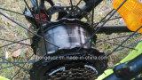脂肪質のタイヤ浜の電気バイクを折る20inch 48V 500W