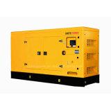 Reserveleistung Doosan der Energien-66kVA vereinigen schalldichten Energien-Generator