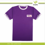 Cotton Promotional Tee Shirts de Customzied Men (ky-t016003)