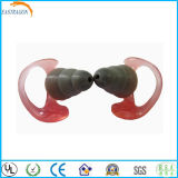Горячий слух силикона сбывания защищая оптовую штепсельную вилку уха
