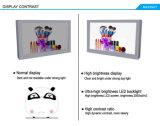Pulgadas legible LCD al aire libre de la luz del sol del alto brillo 55 que hacen publicidad del monitor (MW-55ODSP)