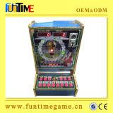 Macchina a gettoni del gioco di gioco degli adulti, slot machine della galleria