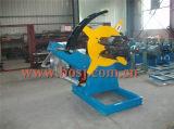 Rolo de aço galvanizado da prancha do andaime do sistema que dá forma à máquina Egipto da produção