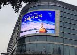 Экран дисплея напольной заливки формы арендный СИД P3.91 HD