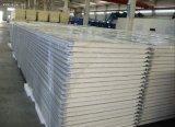 Stahlkonstruktion-Gebäude-Wand-Umhüllung-Sandwichwand-Panels