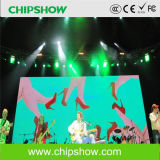 Schermo dell'interno dell'affitto LED di colore completo di Chipshow Rn4.8 grande