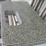Gelbe Basisrecheneinheits-Granit-Küche-Insel