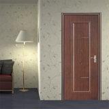 Portello di legno di alluminio, alluminio esterno all'interno di legno, portello della stanza (CL-D2009)