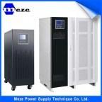 3 UPS in linea pura del sistema 10kVA di energia solare dell'onda di seno di fase senza batteria dell'UPS