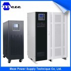 3 UPS электрической системы 10kVA волны синуса участка чисто солнечный он-лайн без батареи UPS
