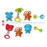 De hete Rammelaar van de Baby van het Stuk speelgoed van de Zuigeling van de Baby van de Verkoop (H0001243)