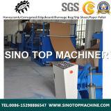Tarjeta de papel del panal que hace la máquina