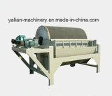 Type humide équipement magnétique de la Chine Yalian de séparation de minerai de fer de séparateur