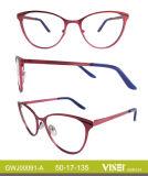 De Optische Frames van de Vrouwen van de Manier van het metaal (91-a)