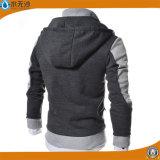 La jupe à capuchon chaude de couche de pull molletonné de Hoodie des hommes Outwear Hoody