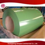 As bobinas de PPGI de Jiangsu Dx51d Z100 galvanizaram a bobina de aço