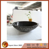 Beige naturel Stone Sink pour Bathroom /Kitchen