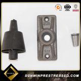 15.24mm Pfosten-Spannkraft-vorgespannte Anker-Griffe
