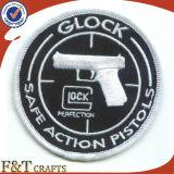 Protezione su ordinazione accessoria del Velcro della zona del ricamo di marchio dell'indumento (FTPT2313A)