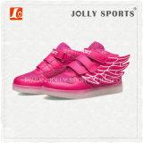 履物の方法料金LEDの男の子の女の子の子供のための軽いスポーツの靴