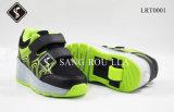 La vente chaude badine des chaussures du rouleau DEL avec Outsole léger