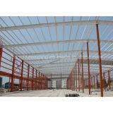 Magazzino della struttura d'acciaio dell'ampio respiro di alta qualità in Cina